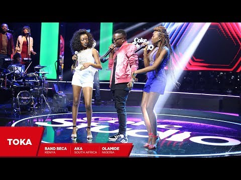 AKA, Olamide and Band BeCa: Toka (Big Break) - Coke Studio Africa