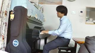 渡辺哲存 ピアノ曲3 日曜日の午後 作曲 渡辺哲存.