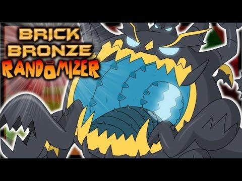 GUZZLORD ULTRA BEAST! | Roblox Pokémon Brick Bronze Randomizer Adventure #10