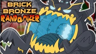 GUZZLORD ULTRA BEAST! | Roblox Pokémon Brick Bronze Randomizer Adventure #10