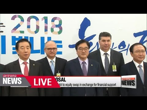 [LIVE/ARIRANG NEWS] GM proposes to convert US $2.2 bil. debt