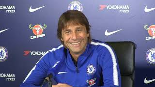 Conte: Chelsea working at 70 per cent less than last season