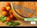 ♡ Sauce tomate fraîche et crue ♡ Vegan
