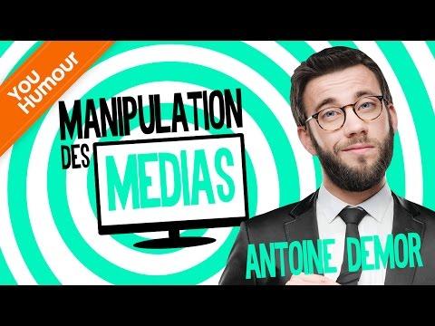 ANTOINE DEMOR - Manipulation des médias