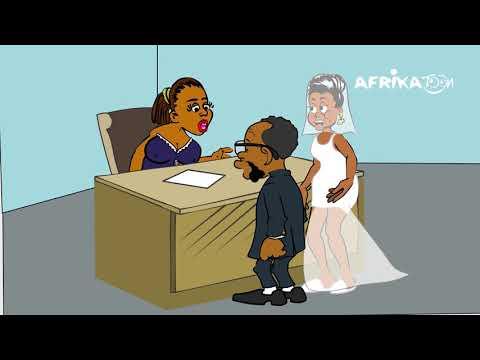Le mariage - LA BLAGUE DU JOUR