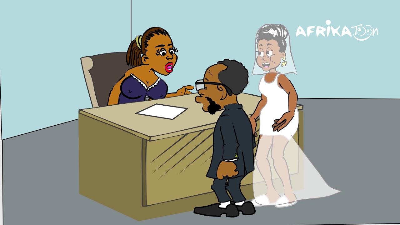 """Résultat de recherche d'images pour """"image humoristique de mariage en afrique"""""""