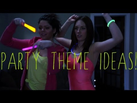10+ BEST PARTY THEME IDEAS!