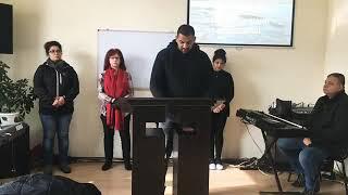 Пастор Красимир Малинов църква на пълното Евангелие