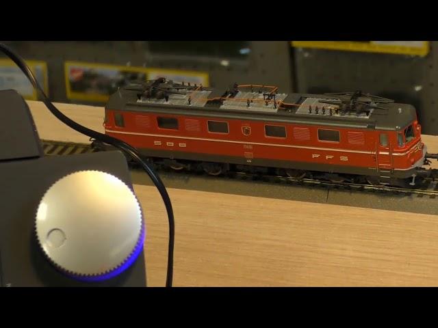 ESU ECOS 2 : Inserimento locomotive ,scambi,segnali e itinerari