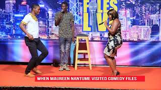 SEE WHAT MAULANA & REIGN DO ON STAGE WHEN MAUREEN NANTUME SINGS AT LABONITA