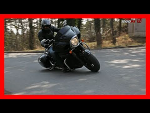 Kawasaki Voyager Custom  - Chopper Road Test