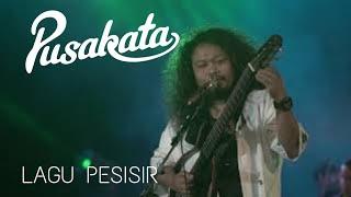 Pusakata - Lagu Pesisir feat Simphony Kerontjong Moeda Orchestra (Live Performance)