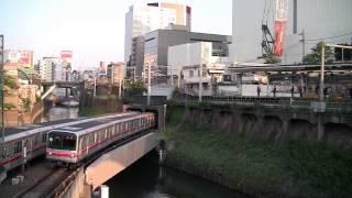 MARUNOUCHI-Line at Ochanomizu/Tokyo