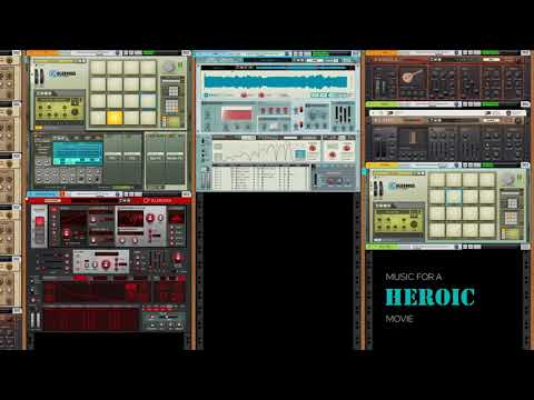 Music For A Movie - Propellerhead Reason 10 Challenge