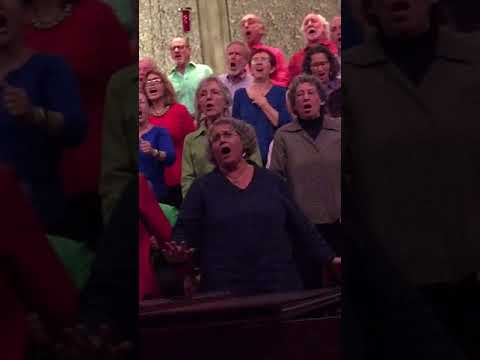 Hot Holiday Soup - A Choral Concert by the Berkeley Broadway Singers morning