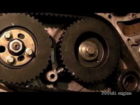 land rover 200tdi engine timing belt replacement with front coverland rover 200tdi engine timing belt replacement with front cover removed