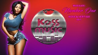 Massari - Number one ( Koss & Vertigo Edit ) image