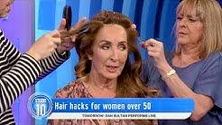 Hair Hacks For Women Over 50 | Studio 10