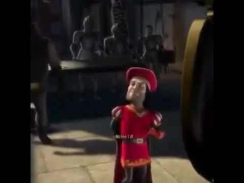 Lord Farquaad Triggered