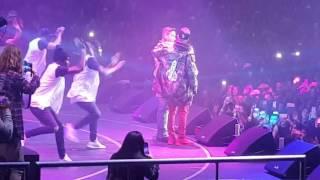 Justin B. ft. JBalvin // Sorry Remix [Ao Vivo]