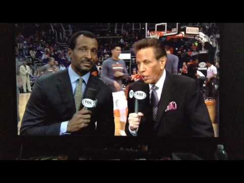 2015-16 Phoenix Suns Intro on Fox Sports Arizona