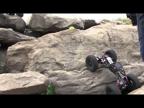 Crawler Teds Garage - Calgary Cawlers comp action