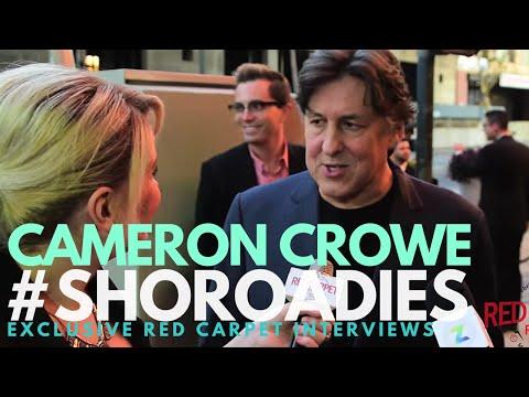Cameron Crowe Interviewed At The Premiere Of Showtime's Roadies #RoadiesPremiere #SHORoadies