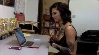 Bonnie Rotten Talks Tattoos
