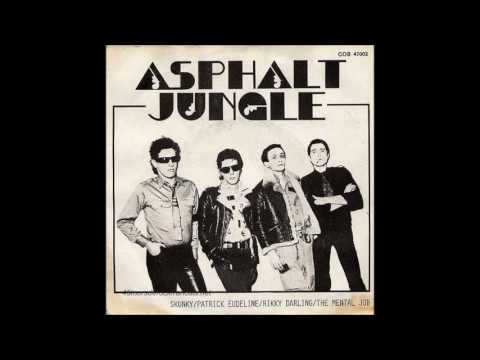 ♫ Asphalt Jungle - Deconnection - 1977 (Full Album ) ♫