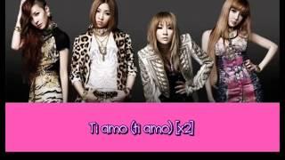 [SUB ITA] 2NE1 - I Love You