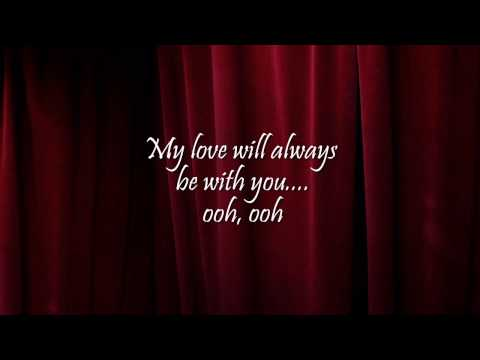 Martin Nievera  Say That You Love Me with lyrics HD