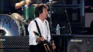 I Saw Her Standing There - Paul Mccartney Billy Joel