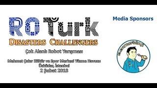 ROTürk 2018, Çok Alanlı Robot Yarışması Fragman