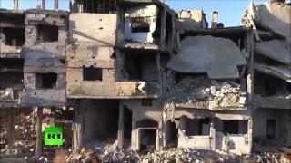 СИРИЯ СЕГОДНЯ!  Хомс после войны 2016 г