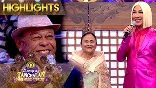 """Gambar cover Vice finally meets Nanay Violeta's """"Ga"""" in person   Tawag ng Tanghalan"""