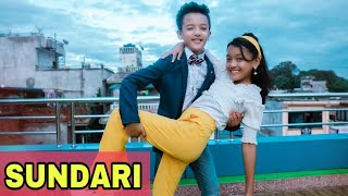 Download lagu SUNDARI | CARTOONZ CREW JR | COVER DANCE VIDEO