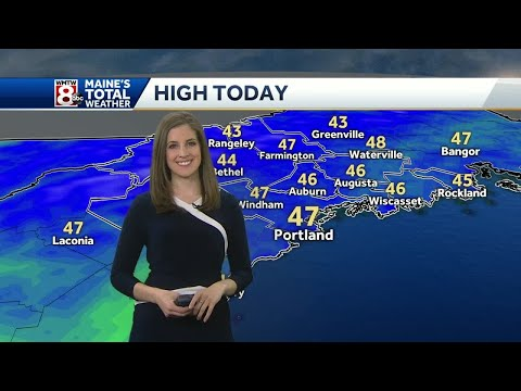 Tracking heavy rain and mountain snow Friday