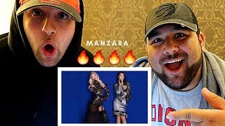 Aylin Coşkun ft. Hande Yener - Manzara (Official Video) REACTION Video