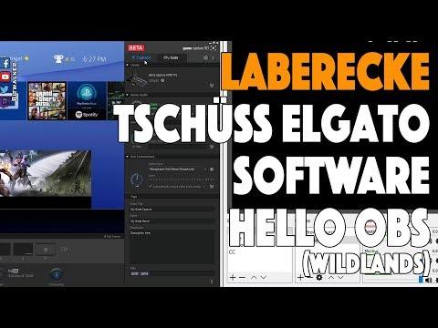Tschüss Elgato Software - Hello OBS! (Ghost Recon Wildlands)