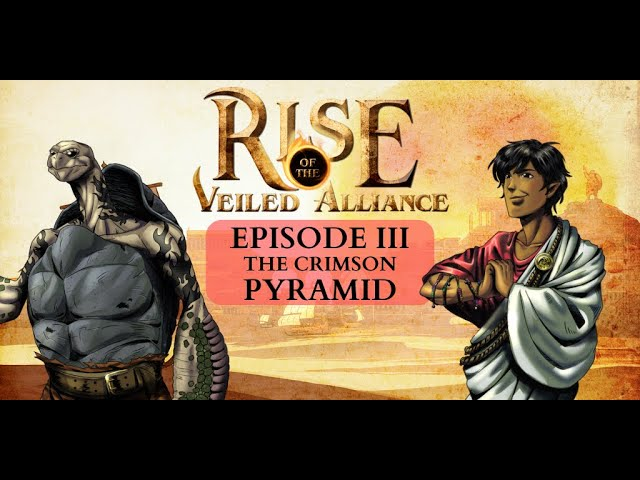 (Dark Sun D&D5e) Rise of the Veiled Alliance, EP3: The Crimson Pyramid