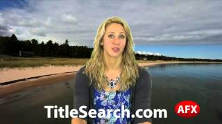 Property title records in Benton County Minnesota | AFX