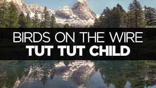 [LYRICS] Tut Tut Child - Birds on the Wire (ft. Augustus Ghost)