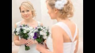 видео Свадебная прическа макияж с выездом на дом