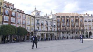 Decretado el confinamiento de Burgos y Aranda de Duero