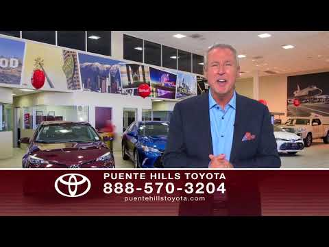 Puente Hills Toyota   New Commercial!