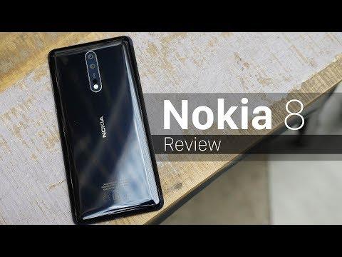 Nokia 8 (4GB) Review Videos