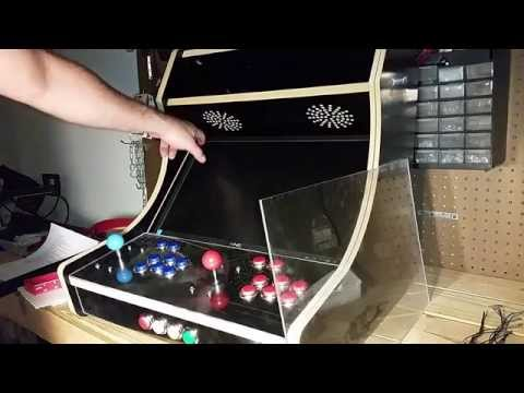 GameRoomSolutions com Bartop Arcade Deluxe Assembly