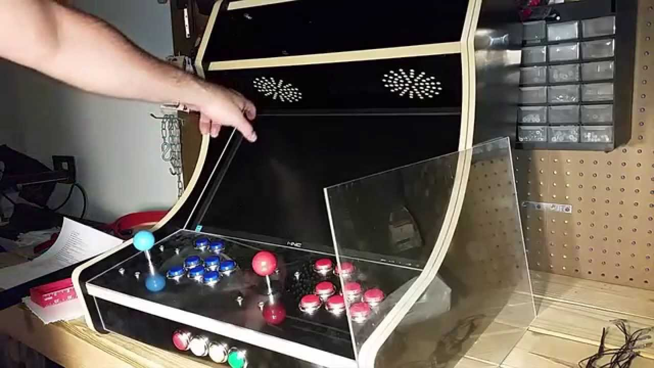 Gameroomsolutions Com Bartop Arcade Deluxe Assembly Youtube
