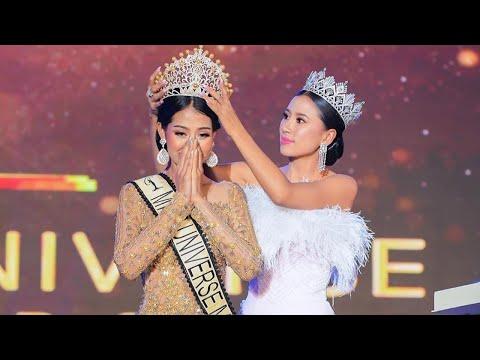 Swe Zin Htet crowned Miss Universe Myanmar 2019 thumbnail