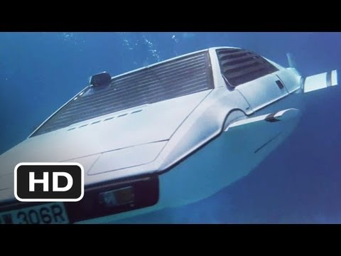 The Spy Who Loved Me Movie CLIP - Can You Swim? (1977) HD